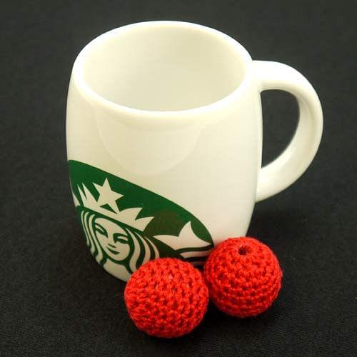 Starbucks Coffee Chop Cup - magic