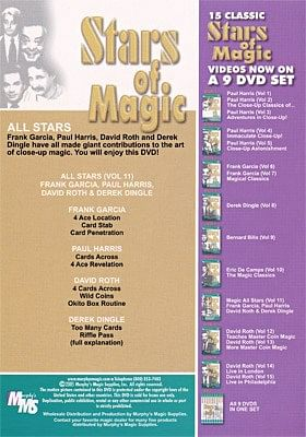 Stars Of Magic - Volume 7 - All Stars