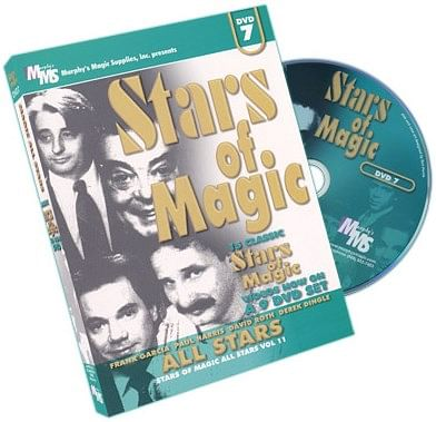 Stars Of Magic - Volume 7 - All Stars - magic