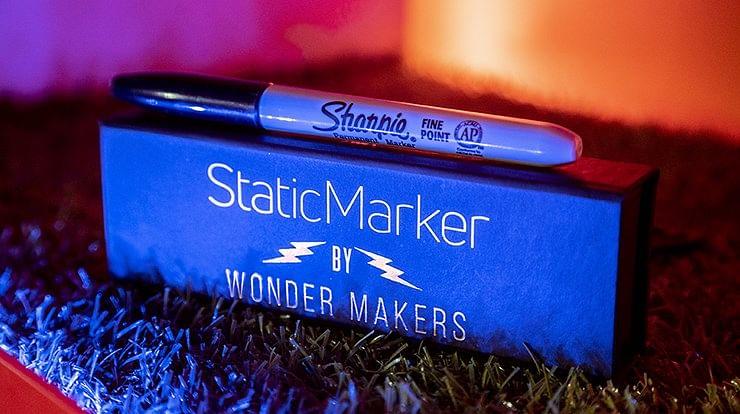 Static Marker - magic