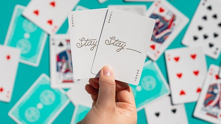 Stay Playing Cards