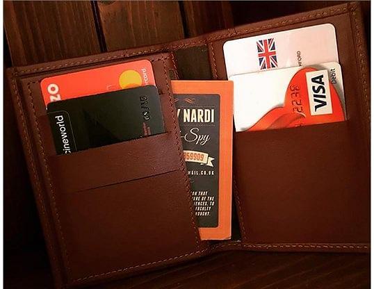 Stealth Assassin Wallet Mayfair Edition - magic