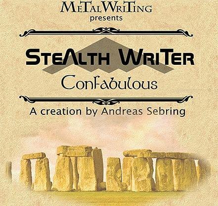 Stealth Writer Complete Set