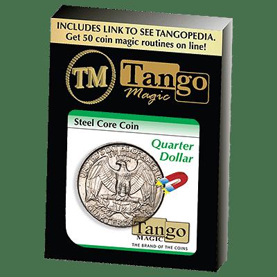 Steel Core Coin - Quarter Dollar - magic