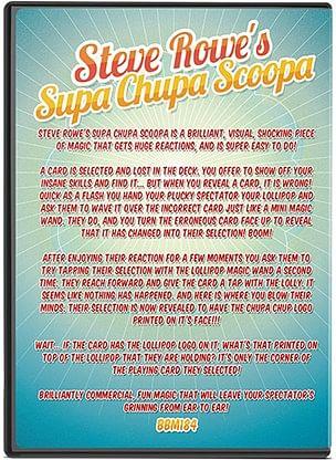 Steve Rowe's Supa Chupa Scoopa