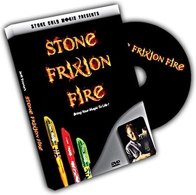 Stone Frixion Fire - magic