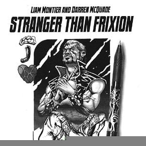 Stranger than Frixion - magic