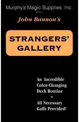 Stranger's Gallery - magic