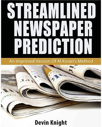 Streamlined Newspaper Prediction - magic