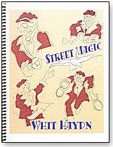 Street Magic Book - magic