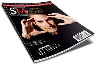 Street Magic Magazine December 07/January 08 Issue