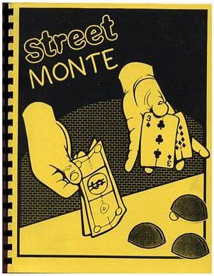 Street Monte book - magic