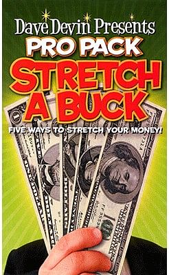 Stretch-a-Buck Pro-Pack - magic