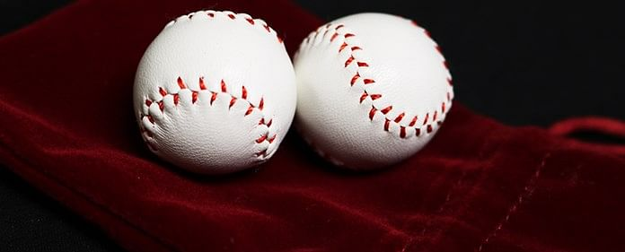 Strong Chop Cup Balls White Leather