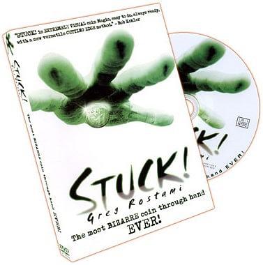 Stuck - magic