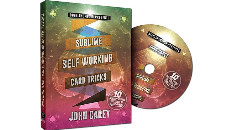 Sublime Self Working Card Tricks - magic