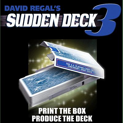 Sudden Deck 3 - magic