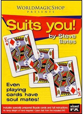 Suits You - magic