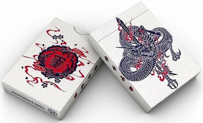 Sumi Artist Playing Cards - magic