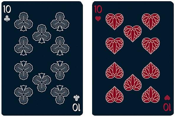 Sumi Grandmaster Playing Cards