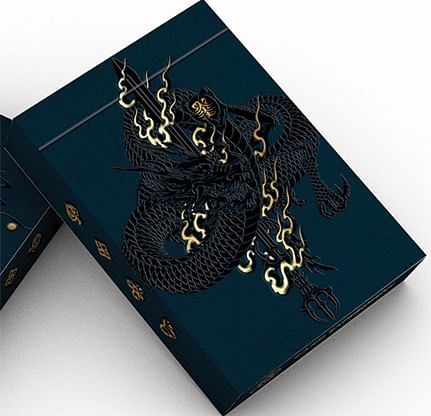 Sumi Grandmaster Playing Cards - magic