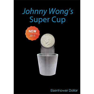 Super Cup (Dollar size) - magic