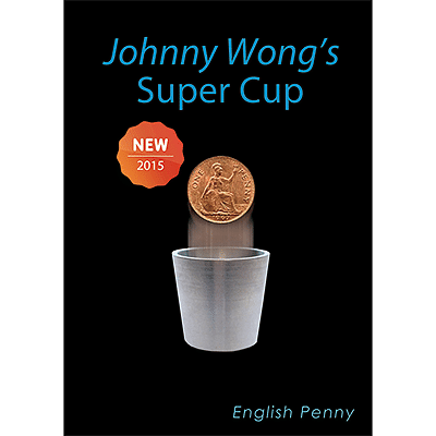 Super Cup (Old English Penny size) - magic