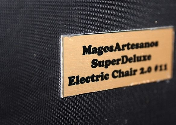 Super Deluxe Electric Chair 2.0 - magic