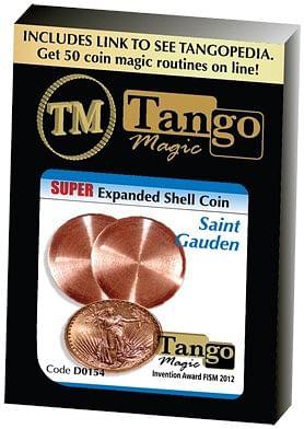 Super Expanded Shell - Saint Gauden - magic