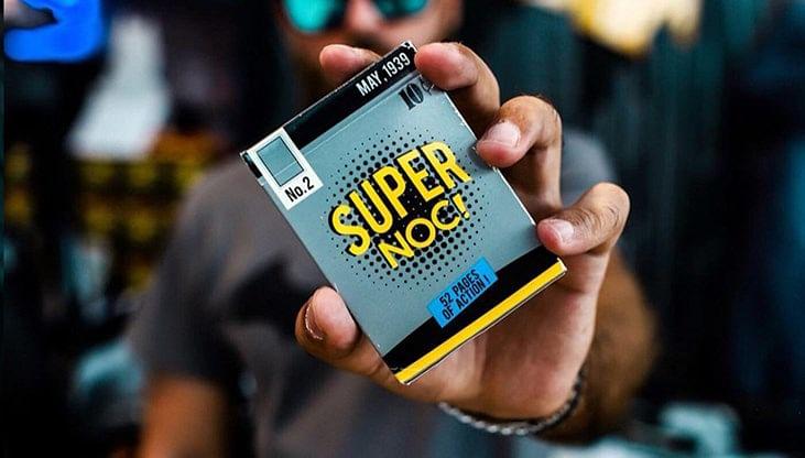 SuperNOC V2 Playing Cards (BATNOCs) - magic