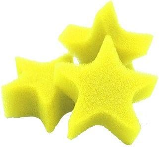 Super Stars Yellow - magic