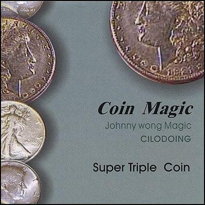 Super Triple Coin - magic