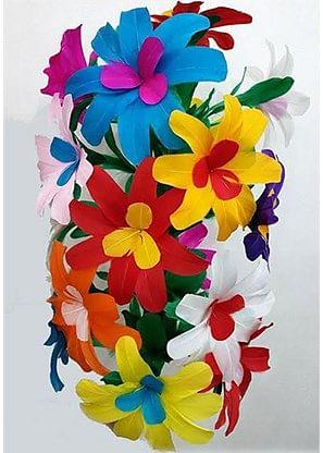 Super Wand into Flower - magic