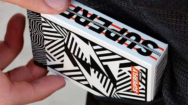 Superfly Dazzle Playing Cards