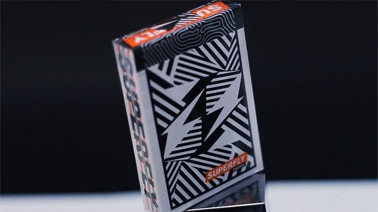 Superfly Dazzle Playing Cards - magic