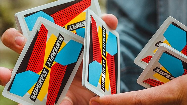 Superfly Stardust Playing Cards