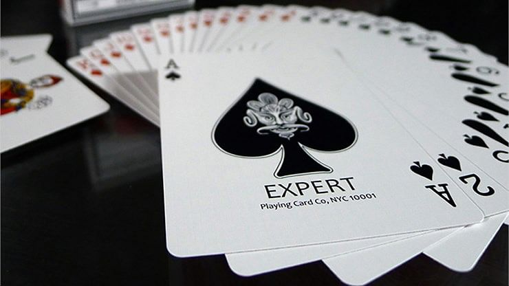 Superior Playing Cards (Black)