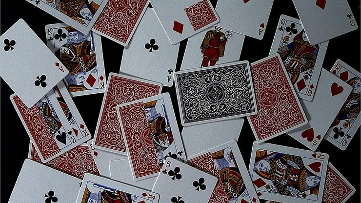 Superior Gaff Set Playing Cards (27 Cards)