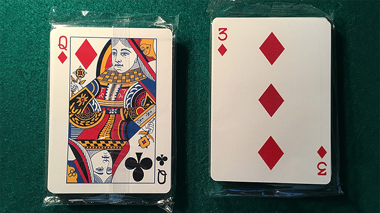 Superior Gaff Set Playing Cards (27 Cards) - magic