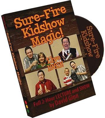 Sure Fire Kid-Show Magic - magic