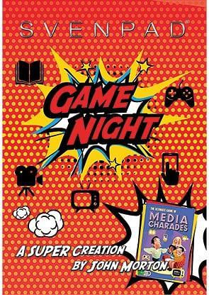 SvenPad® Game Night - magic
