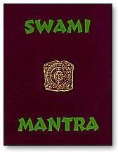 Swami/Mantra book - magic
