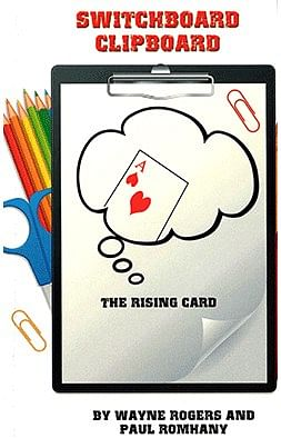 Switchboard Clipboard the Rising Card - magic