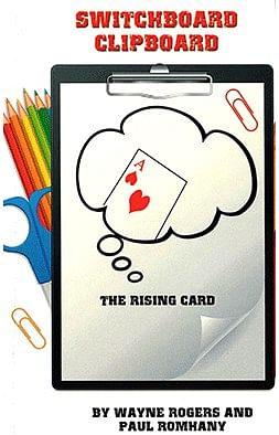 Switchboard Clipboard the Rising Card - magic