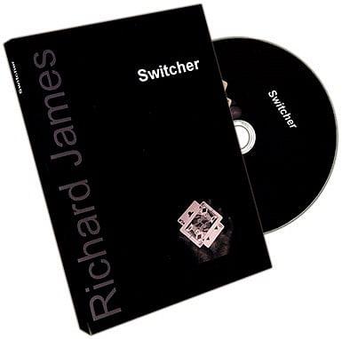 Switcher trick  from Richard James Magic - magic