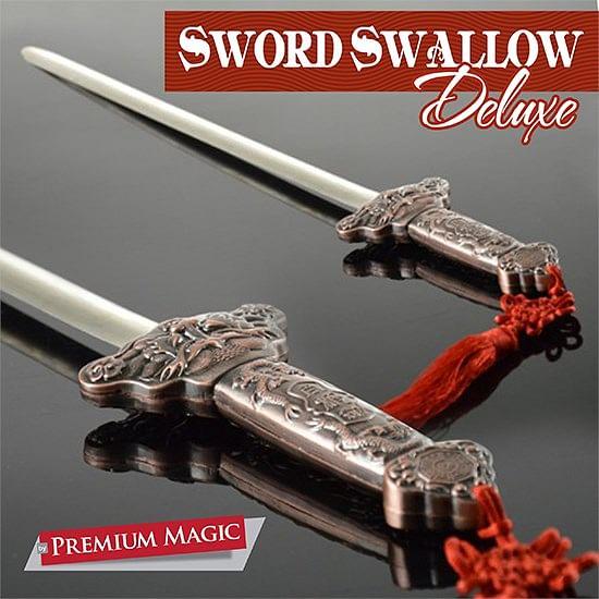 Sword Swallow Deluxe - magic