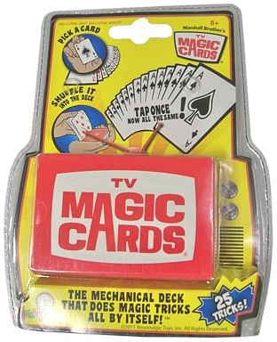 T. V. Magic Cards - magic