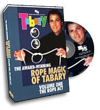 Tabary Elegant Rope Magic (Volumes 1 & 2) - magic