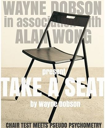 Take A Seat - magic
