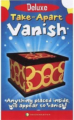 Take Apart Vanish - magic